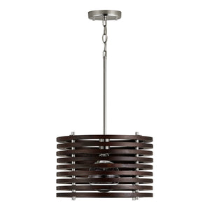 Capital Lighting 1 Light Pendant 339911DN Coastal Lighting