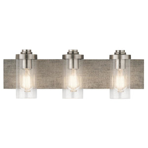 Kichler Dalwood 3 Light Vanity 45928CLP Coastal Lighting