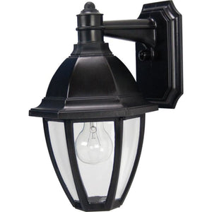 Wave Everstone Non-Corrosive Lantern - Companion Size S21V-C-BK Blackstone Coastal Lighting
