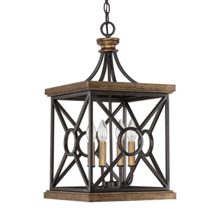 Capital Lighting Four Light Foyer 4501SY Coastal Lighting