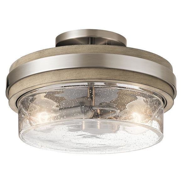 Kichler Grand Bank Ceiling Mount 44100 - CLP Coastal Lighting