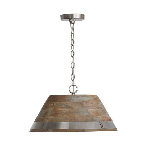 Capital Lighting Hugo 1 Light Pendant 340813GN Coastal Lighting