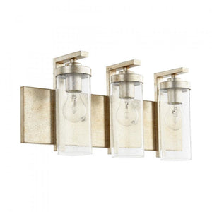 Quorum Julian 3 Light Vanity 503-3-60 Coastal Lighting