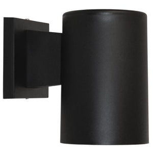 Wave Marlex Non-Corrosive Turtle & Dark Sky Friendly Wall Mount S34W-BK Coastal Lighting