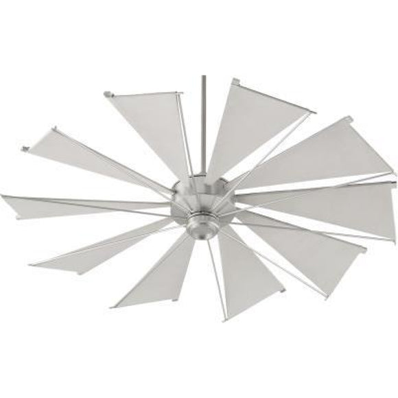 Quorum MYKONOS 60 FAN - STN 66010-65 Coastal Lighting