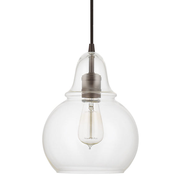Capital Lighting One Light Mini-Pendant 4644BB-143 Coastal Lighting