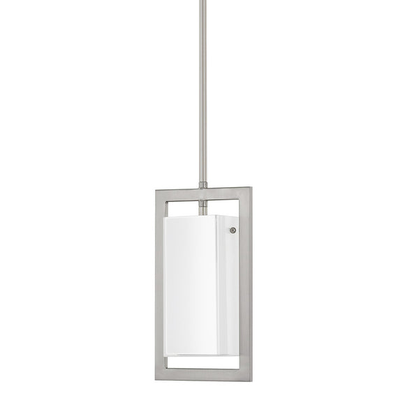 Capital Lighting One Light Mini-Pendant 4751BN-153 Coastal Lighting