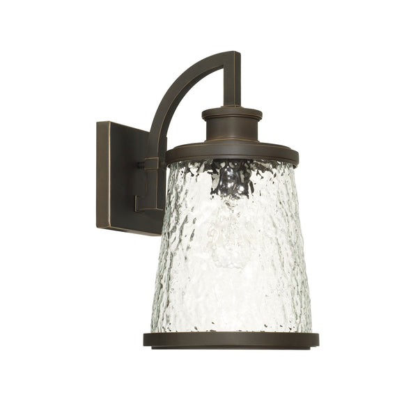 Capital Lighting One Light Outdoor Wall Lantern 926511OZ Coastal Lighting