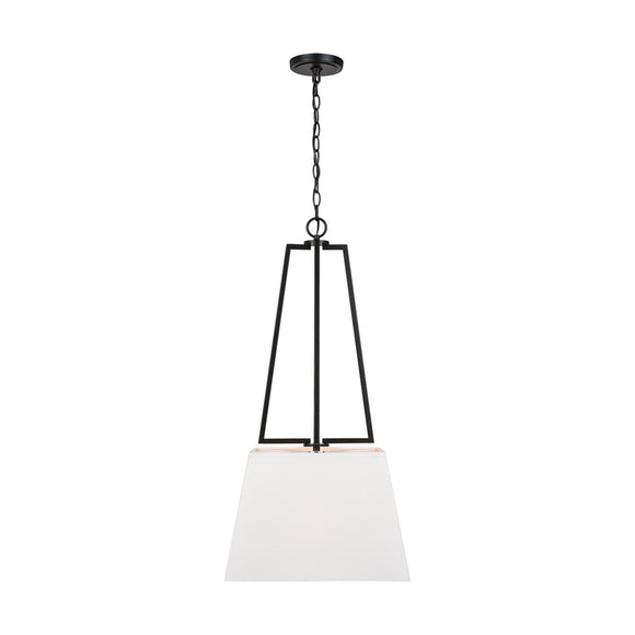 Capital Lighting One Light Pendant 333011MB Coastal Lighting