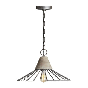 Capital Lighting One Light Pendant 335011UW Coastal Lighting