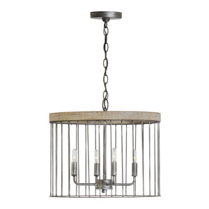 Capital Lighting One Light Pendant 335041UW Coastal Lighting