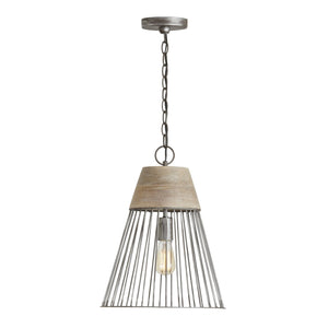 Capital Lighting One Light Pendant 335012UW Coastal Lighting