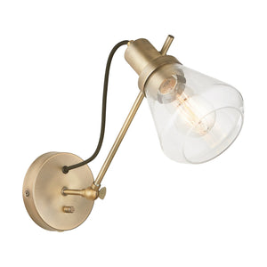 Capital Lighting One Light Wall Sconce 634812AD-480 Coastal Lighting