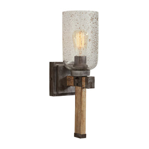Capital Lighting One Light Wall Sconce 634911UW-482 Coastal Lighting