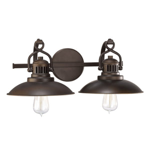 Capital Lighting ONeal Two Light Vanity 3792BB Coastal Lighting