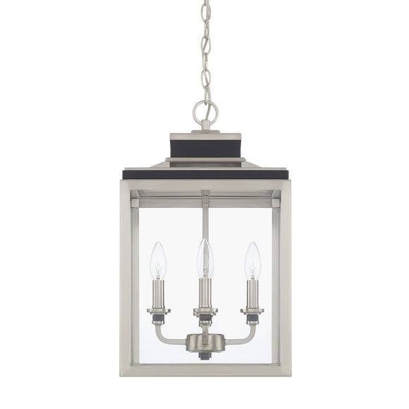 Capital Lighting Tux Four Light Foyer Chandelier 525241BT Coastal Lighting