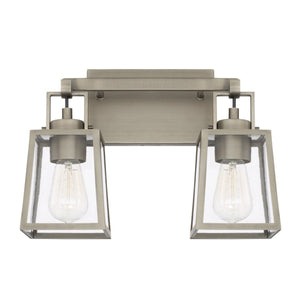 Capital Lighting Two Light Vanity Fixture 125521AN-448 Coastal Lighting
