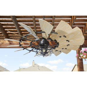 Quorum WINDMILL 60 FAN - NR 96015-69 Coastal Lighting