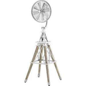 Quorum WINDMILL FLOOR FAN - GV 39158-9 Coastal Lighting