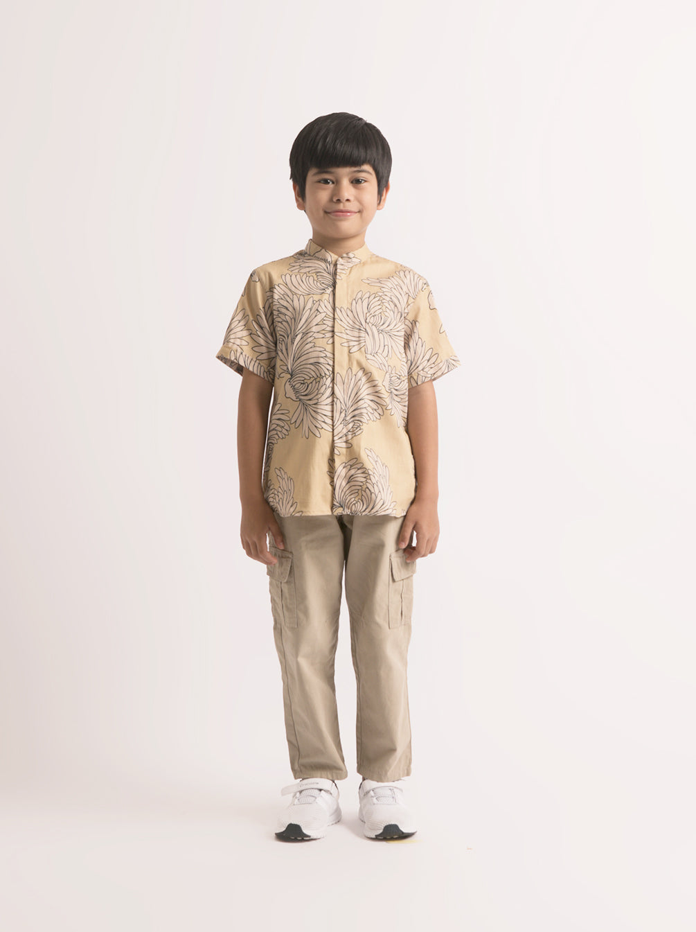 ALDEN KOKO KIDS MISTED YELLOW