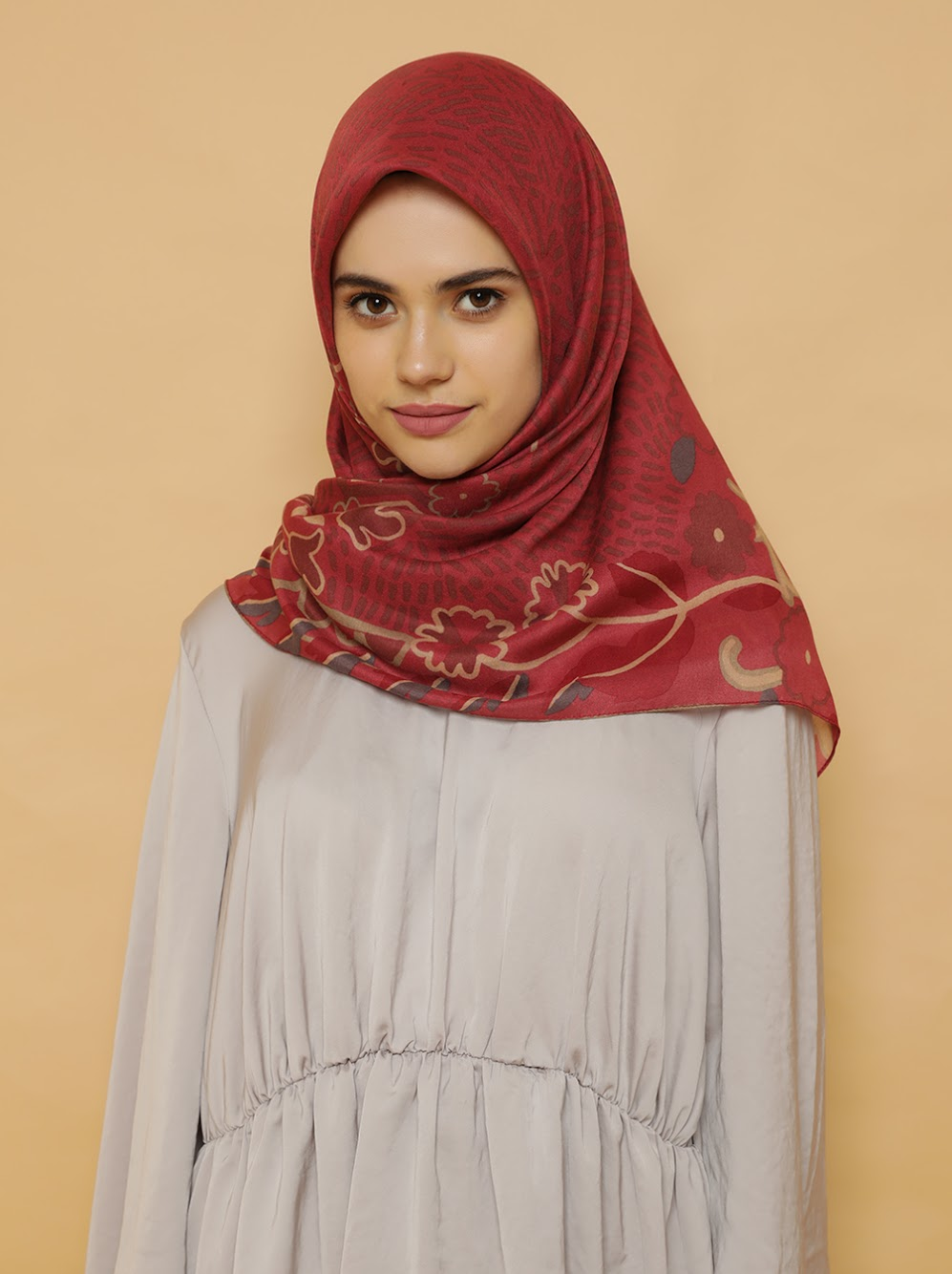 BIENA ANNIVERSARY SCARF QUINBERRY