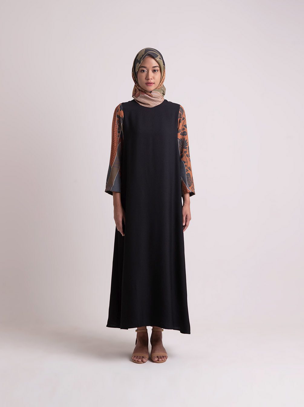 EUNICE DRESS ECLIPSE