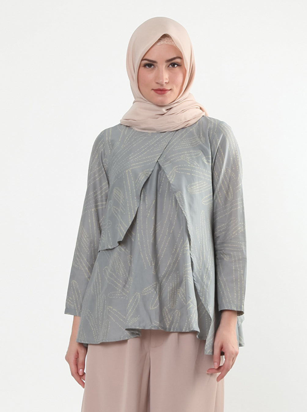 GARA TOP PEWTER