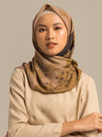 KAMARA SCARF MISTED YELLOW