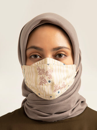 MORKA MASK HEADLOOP SAND