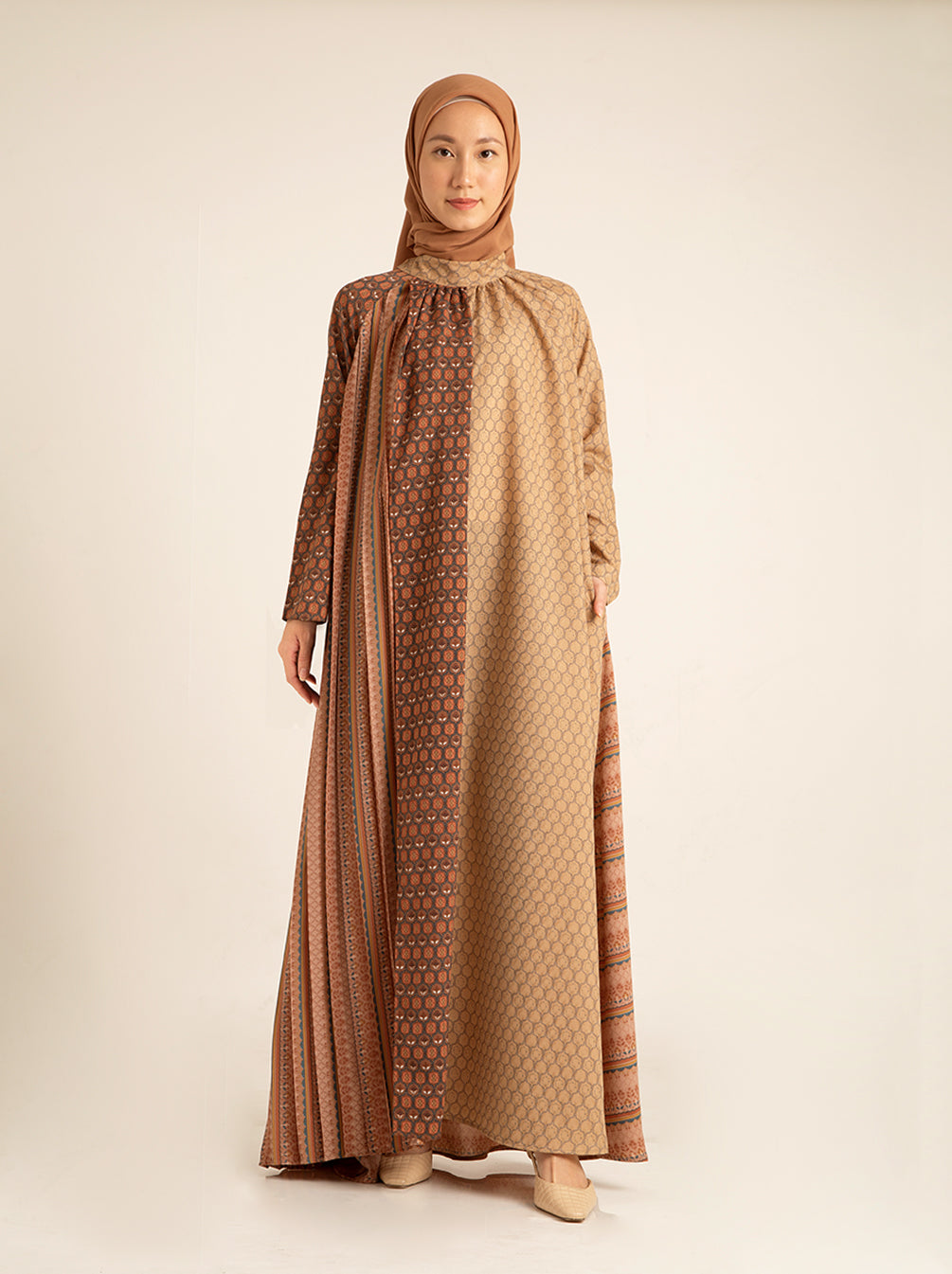 MISHARI DRESS BREASTFEEDING PARFAIT