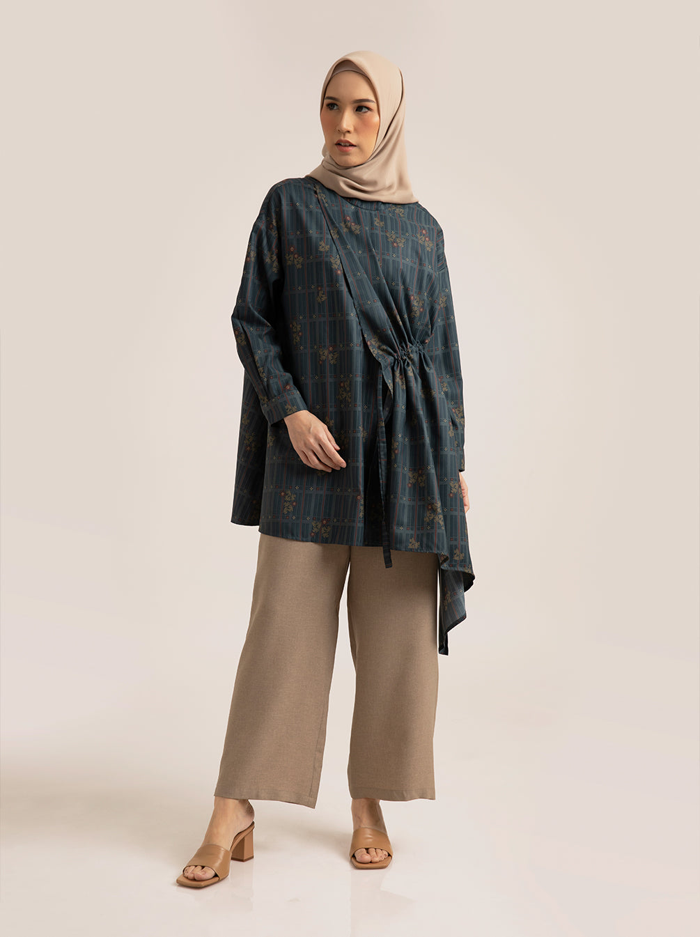 RAEMA BREASTFEEDING TUNIC REEF