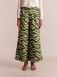 LIZKA PANTS BASIL LEAF