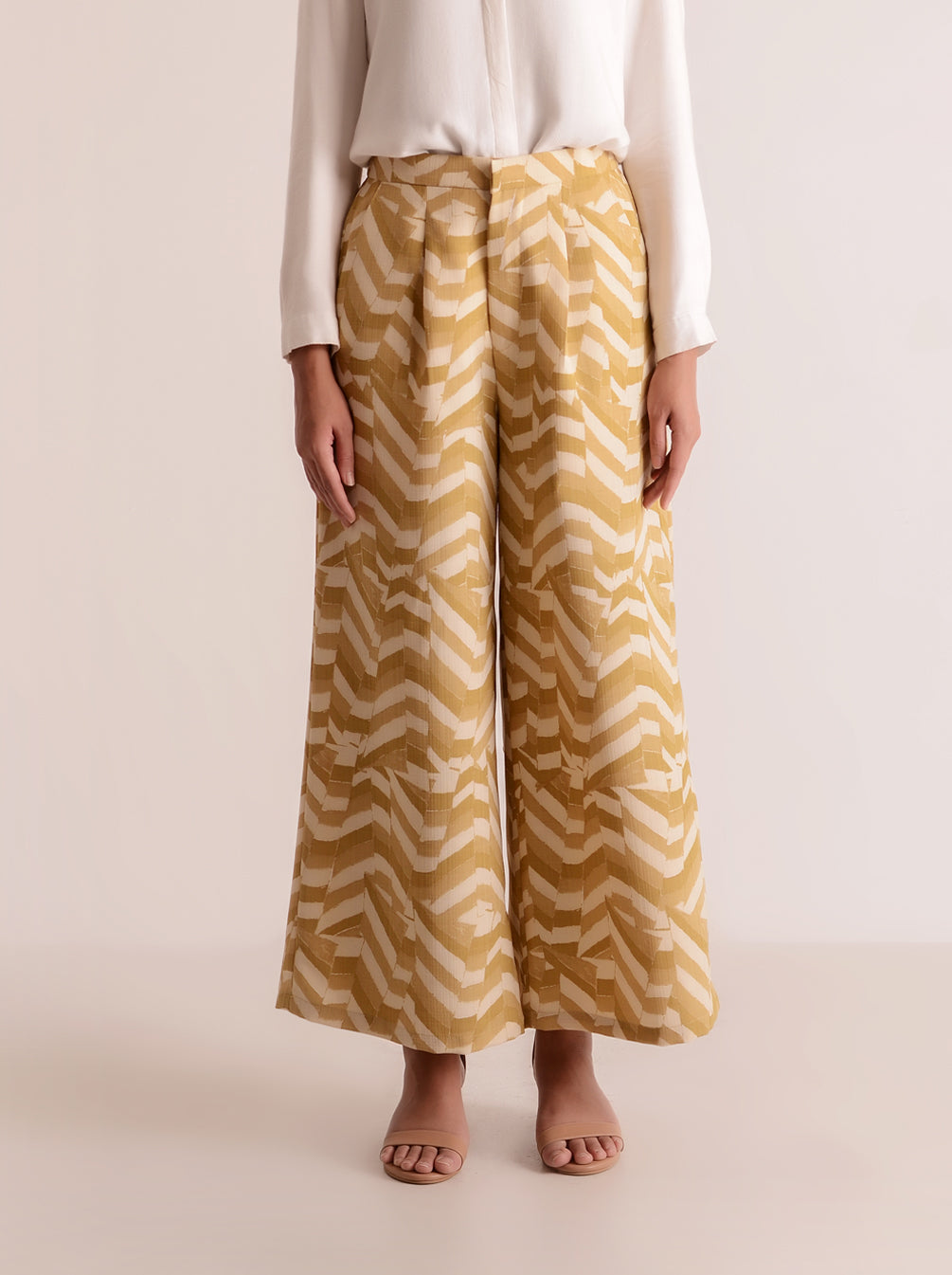 LIZKA PANTS BUTTERSCOTCH