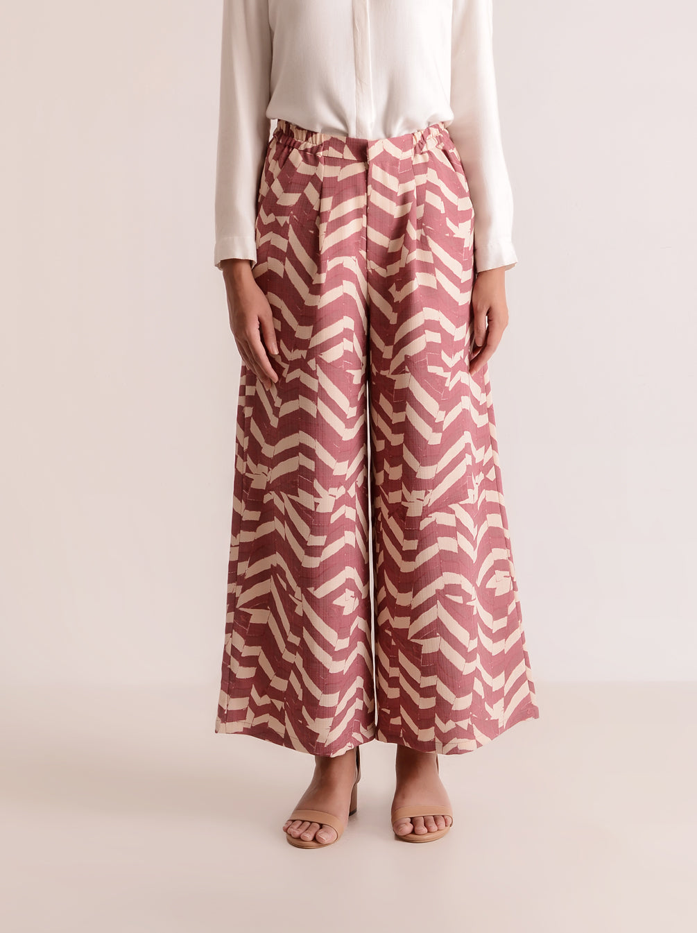 LIZKA PANTS TURKISH ROSE