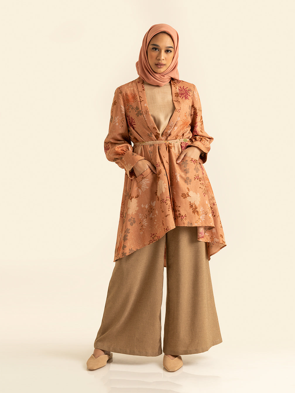MARZE OUTER ASH ROSE