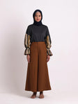 SELYN PLAIN PANTS BRONZE