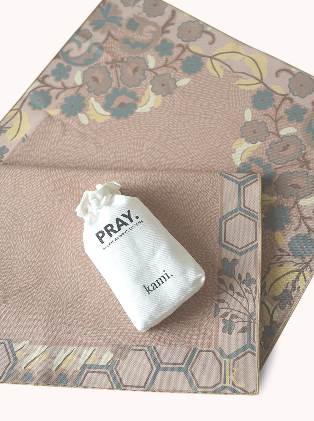 TRAVEL PRAYER MAT FAIRY + BIENNA SCARF