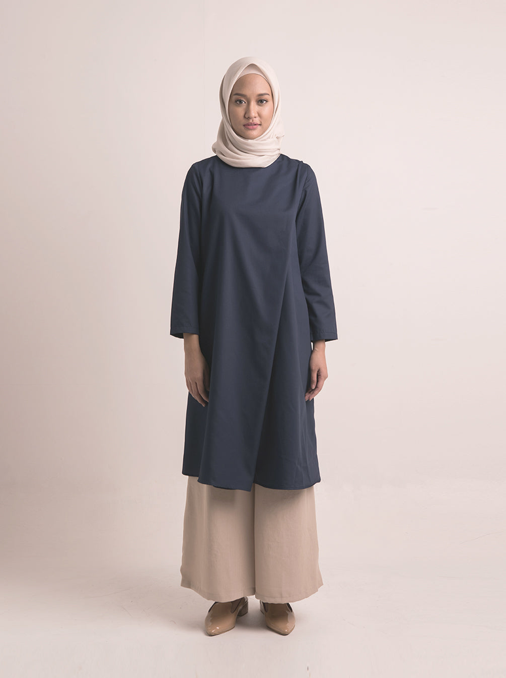 THEMA TUNIC BREASTFEEDING MIDNIGHT