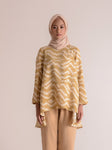 VIVIEN TOP BUTTERSCOTCH