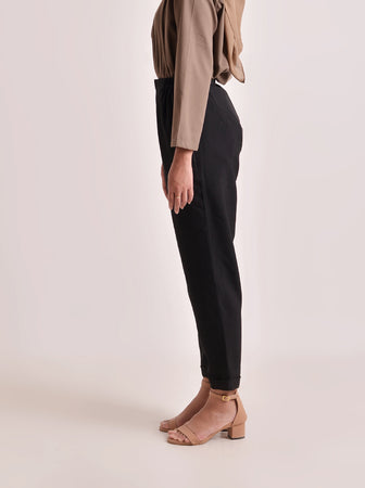 BASIC PANTS BLACK
