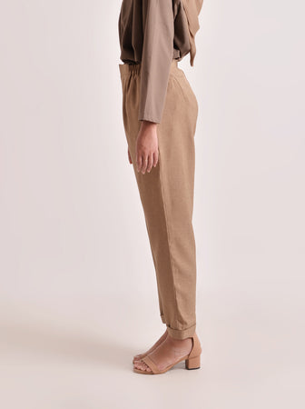 BASIC PANTS CAPPUCINO