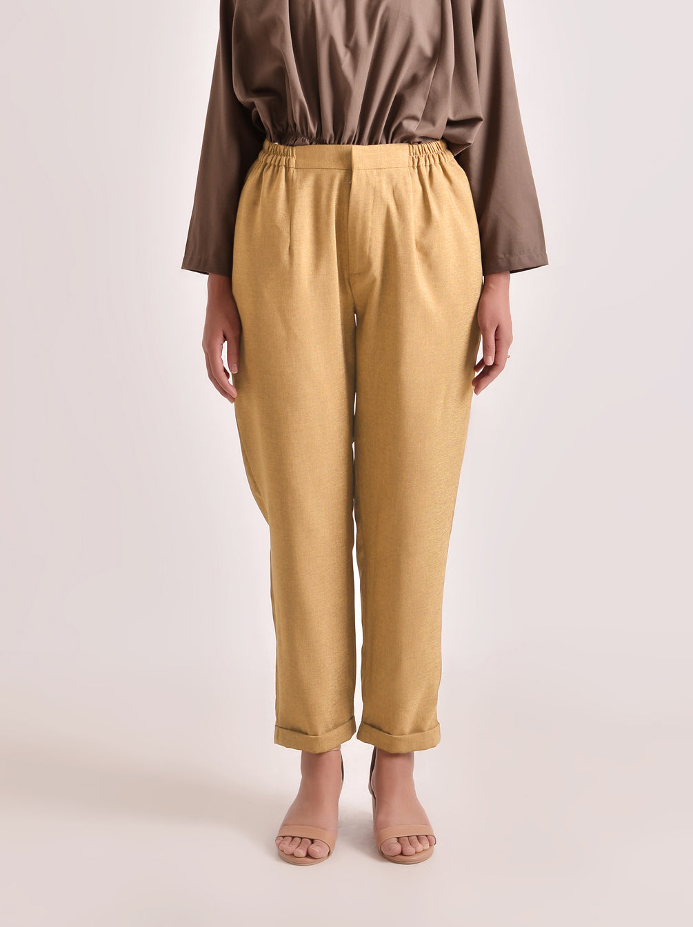 BASIC PANTS OAT