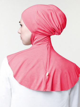 INNER BUN FAUX REGULAR FUSCHIA