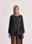 HALA TOP PLAIN BLACK
