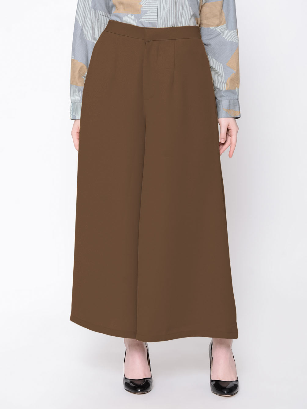 LEXY PANTS BROWN