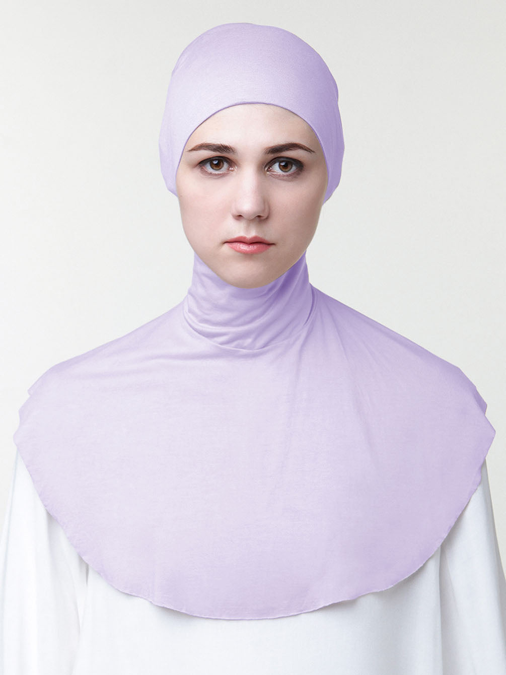 INNER BUN FAUX REGULAR LILAC