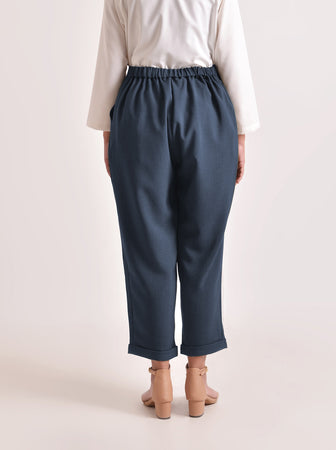 NEW SOJA PANTS NAVY