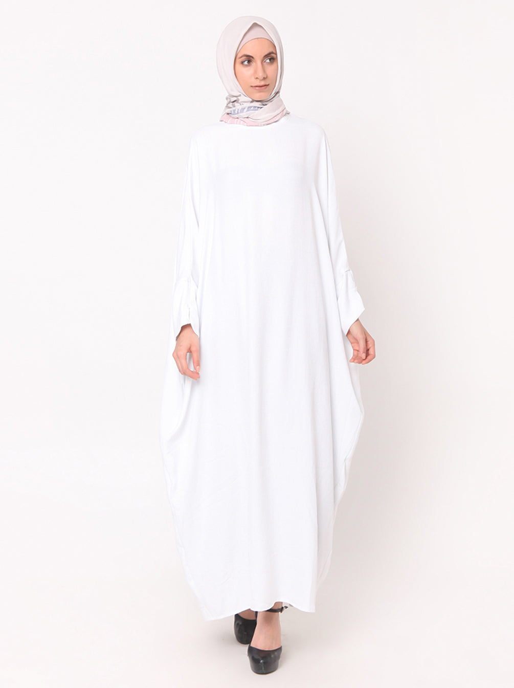 NURIN KAFTAN OFF WHITE