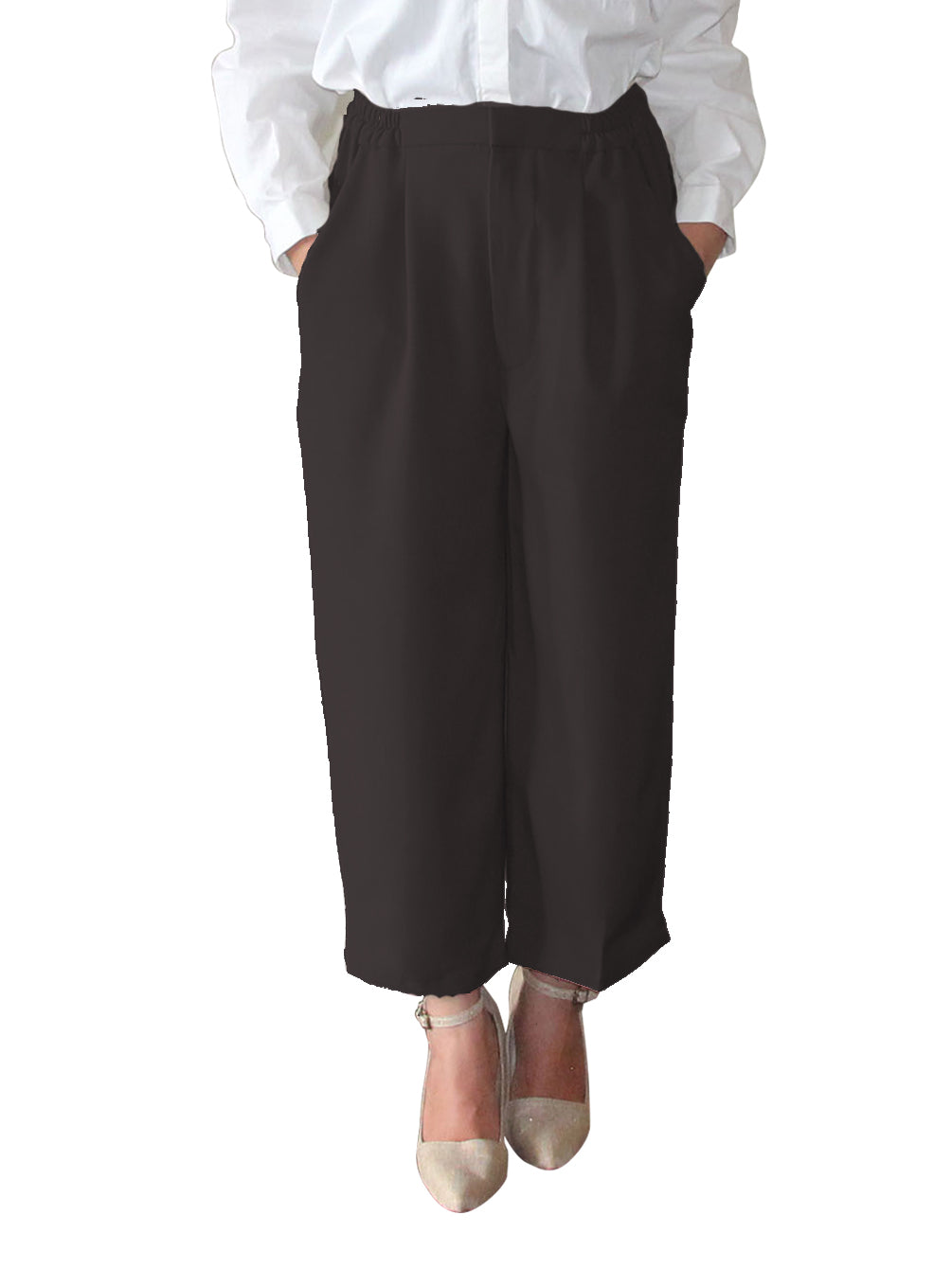 ORLIN PANTS BLACK
