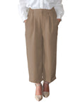 ORLIN PANTS CAPPUCHINO